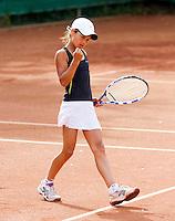 08-08-11, Tennis, Hillegom, Nationale Jeugd Kampioenschappen, NJK, Merel Hoedt