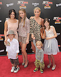 Alexa Vega, Makenzie Vega and family at The Weinstein Company World Premiere of Spy Kids: All the Time in the World in 4 held at The Regal Cinames,L.A. Live in Los Angeles, California on July 31,2011                                                                               © 2011 Hollywood Press Agency