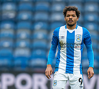 20th February 2021; The John Smiths Stadium, Huddersfield, Yorkshire, England; English Football League Championship Football, Huddersfield Town versus Swansea City; Duane Holmes of Huddersfield Town close up after scoring his second goal of the game