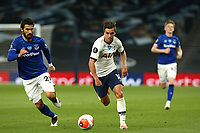 Andre Gomes of Everton and Giovani Lo Celso of Tottenham Hotspur during Tottenham Hotspur vs Everton, Premier League Football at Tottenham Hotspur Stadium on 6th July 2020