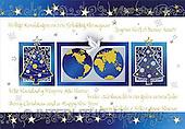 Isabella, CHRISTMAS SYMBOLS, corporate, paintings, 2 globes, 2 trees(ITKE501716,#XX#) Symbole, Weihnachten, Geschäft, símbolos, Navidad, corporativos, illustrations, pinturas