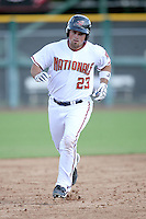 Derek Norris - Scottsdale Scorpions - 2010 Arizona Fall League.Photo by:  Bill Mitchell/Four Seam Images..