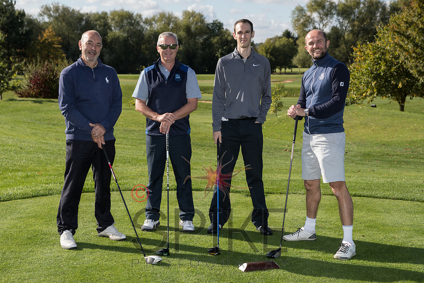 From left are David Mantle, Paul Macildowie, James Symons and Simon Dakin of Team Actons