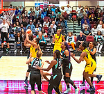 September 6, 2019: In WNBA action, the Indiana Fever overcame a 12 point deficit in the fourth quarter to defeat the New York Liberty 86-81.  The fast pace action took place at the Westchester County Center in White Plains, New York.  Heary/Eclipse Sportswire/CSM