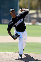 Jonathan Vargas - Colorado Rockies - 2009 spring training.Photo by:  Bill Mitchell/Four Seam Images