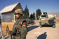 - NATO intervention in Bosnia Herzegovina, Moroccan army checkpoint in Mostar (March 1998)<br /> <br /> - Intervento NATO in Bosnia Herzegovina, checkpoint dell'esercito Marocchino a Mostar ( marzo1998)