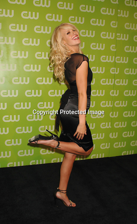 CariDee English..arriving for The CW Upfront on May 17, 2007 at Madison Square Garden. ..Robin Platzer, Twin Images......212-935-0770
