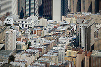 Tenderloin | San Francisco Aerial Photography