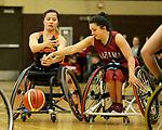 2018 National Intercollegiate Wheelchair Basketball Tournament Illinois vs Alabama