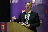 11.03.2013 - LSE Presents: Enda Kenny - Taoiseach (Prime Minister) of Ireland