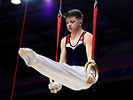 British Championships Friday 9.3.18