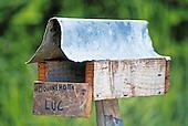 Côte est, boite aux lettre
