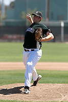 Connor Graham - Colorado Rockies - 2009 spring training.Photo by:  Bill Mitchell/Four Seam Images