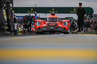 #25 G-DRIVE RACING (RUS) - AURUS 01/GIBSON - LMP2 PRO/AM - JOHN FALB (USA) / RUI ANDRADE (PRT) / ROBERTO MERHI (ESP) - OFFICIAL PICTURE 24 HOURS OF LE MANS