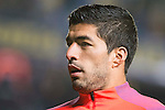 Luis Suarez of FC Barcelona in training prior to the La Liga match between Villarreal and FC Barcelona at the Estadio de la Cerámica on 08 January 2017 in Villarreal, Spain. Photo by Maria Jose Segovia Carmona / Power Sport Images