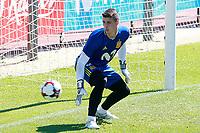 Spain's Kepa Arrizabalaga during training session. June 5,2017.(ALTERPHOTOS/Acero)