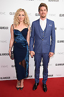 Fearne Cotton and husband Jesse Wood<br /> arrives for the Glamour Women of the Year Awards 2016, Berkley Square, London.<br /> <br /> <br /> ©Ash Knotek  D3130  07/06/2016