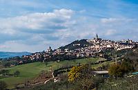 Todi, Italy