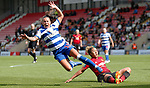 25.08.2018 Manchester United Women v Reading Women