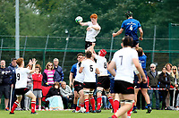 Saturday 5th September 2021<br /> <br /> Mark Lee during U18 Clubs inter-pro between Ulster Rugby and Leinster at Newforge Country Club, Belfast, Northern Ireland. Photo by John Dickson/Dicksondigital
