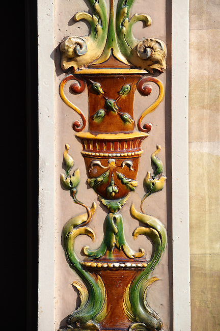 The Lion Pharmacy with Zolnay tiles - Sopron, Hungary