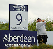 Shane LOWRY (IRL) during round two of the 2016 Aberdeen Asset Management Scottish Open played at Castle Stuart Golf Golf Links from 7th to 10th July 2016: Picture Stuart Adams, www.golftourimages.com: 08/07/2016