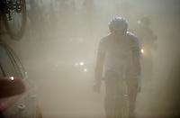 111th Paris-Roubaix 2013..anonymous Argos-Shimano rider