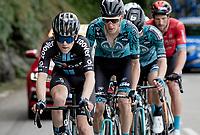 Martin Salmon (DEU/DSM) <br /> <br /> 73rd Critérium du Dauphiné 2021 (2.UWT)<br /> Stage 7 from Saint-Martin-le-Vinoux to La Plagne (171km)<br /> <br /> ©kramon