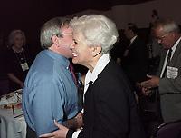 Les assises  de l'Union des Municipalitees du Quebec<br /> , du 6 au 8 mai 1999, au Palais des Congres -<br /> Louise Harel<br /> <br /> <br /> PHOTO : Agence Quebec Presse