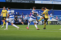 third goal scored for Millwall by Jayson Molumby of Millwallduring Queens Park Rangers vs Millwall, Sky Bet EFL Championship Football at Loftus Road Stadium on 18th July 2020