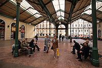 Tschechien, Prag, Masaryk-Bahnhof, Unesco-Weltkulturerbe