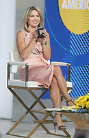 Aprl 05, 2021. Amy Robach at Good Morning America in New York April 05, 2021 Credit:RW/MediaPunch
