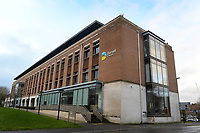 BNPS.co.uk (01202 558833)<br /> Pic: BNPS<br /> <br /> Pictured: Dorset Council building in Dorchester<br /> <br /> Volunteers who serve homeless people with hot meals cooked in their own homes have been shut down by council bureaucrats.<br /> <br /> The group of public-spirited cooks were told they had to have a food hygiene certificate before they could hand out the free food to starving people.<br /> <br /> They claim they were even threatened with prosecution by a police officer if they didn't do as they were told.<br /> <br /> The service has been run by Luke Bird and Rebecca Hobby every Monday and Friday lunchtime for the last four years in Dorchester, Dorset, with no complaints.