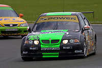 Round 4 of the 2002 British Touring Car Championship. #12 Warren Hughes (GBR). MG Sport & Racing. MG ZS.
