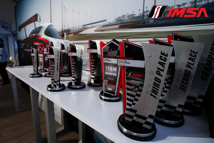 IMSA Porsche GT3 Cup Challenge USA<br /> Road Atlanta<br /> Road Atlanta, Braselton GA<br /> Friday 6 October 2017<br /> 2017 Porsche GT3 Cup USA Banquet<br /> World Copyright: Jake Galstad<br /> LAT Images