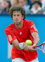 13-06-10, Tennis, Rosmalen, Unicef Open, Robin Haase