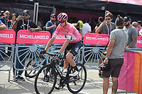 26th May 2018, Giro D italia; stage 20 Susa to Cervinia; Team Sky; Froome, Christopher; Susa;