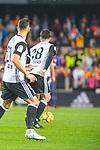 during the La Liga 2017-18 match between Valencia CF and FC Barcelona at Estadio de Mestalla on November 26 2017 in Valencia, Spain. Photo by Maria Jose Segovia Carmona / Power Sport Images