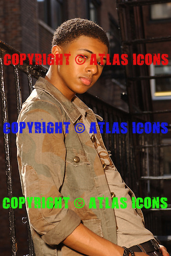Diggy Simmons, Studio Session, At Anthony Cutajar Studios In New York. March 2011.<br /> Photo Credit: Anthony Cutajar/Atlasicons.com
