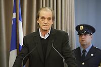Visite de la Prison de Bordeaux lors de son centenaire, Novembre 2011<br /> - Commandant Piche<br /> <br /> <br /> PHOTO :  Agence Quebec Presse