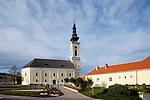 Church of Schlaining, Stadtschlaining, Burgenland, Austria, Österreich