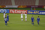 Thailand vs Japan during the AFC U23 Championship 2016 Group B match on January 16, 2016 at the Grand Hamad Stadium in Doha, Qatar. Photo by Fadi Al-Assaad  / Lagardère Sports
