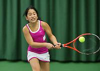 10-03-13, Rotterdam, Tennis, NOJK, Juniors, Lian Tran
