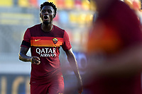 Amadou Diawara of AS Roma during the friendly football match between Frosinone calcio and AS Roma at Benito Stirpe stadium in Frosinone (Italy), September 9th, 2020. AS Roma won 4-1 over Frosinone Calcio. Photo Andrea Staccioli / Insidefoto