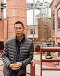 Filmmaker Wang Jiuliang