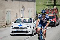Guillaume Van Keirsbulck (BEL/Wanty-Groupe Gobert)<br /> <br /> stage 7: Aoste > Alpe d'Huez (168km)<br /> 69th Critérium du Dauphiné 2017