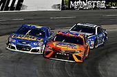 2017 Monster Energy NASCAR Cup Series<br /> STP 500<br /> Martinsville Speedway, Martinsville, VA USA<br /> Sunday 2 April 2017<br /> Chris Buescher, Matt Kenseth, Tide Toyota Camry<br /> World Copyright: Scott R LePage/LAT Images<br /> ref: Digital Image lepage-170402-mv-5590
