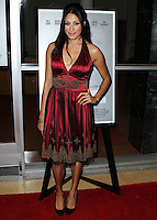 HOLLYWOOD, LOS ANGELES, CA, USA - JUNE 09: Tehmina Sunny at the Los Angeles Premiere Of Sony Pictures Classics' 'Third Person' held at the Linwood Dunn Theater at the Pickford Center for Motion Study - Academy of Motion Picture Arts and Sciences on June 9, 2014 in Hollywood, Los Angeles, California, United States. (Photo by Xavier Collin/Celebrity Monitor)