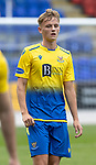 St Johnstone FC…..<br />Sam Denham<br />Picture by Graeme Hart.<br />Copyright Perthshire Picture Agency<br />Tel: 01738 623350  Mobile: 07990 594431