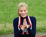 2009 St. Martin's Episcopal School Cheerleaders.